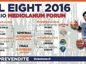 Final Eight Coppa Italia 2016: tutto meglio quarti finale