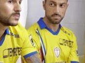 Sampdoria, maglia gialla nuovo sponsor