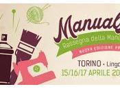 MANUALMENTE- Torino Lingotto Fiere Aprile! aspetto!!!