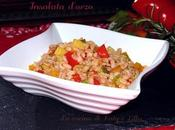 Orzo salad Primi piatti leggeri gustosi
