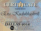 2016C-Eva Kudukhashvili IN3-DALLAS.jpg ARTISTA MOVIMENTO PRESENTA OPERE