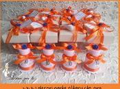 "BOMBONIERE Mini Cake Fletro ""10° ANNIVERSARIO MATRIMONIO"""