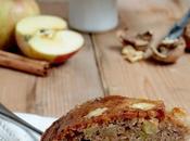 Apple chunk cake deliziosa torta mele dall'Armenia