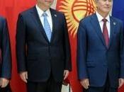 presenza economica della Cina Asia centrale rapporti Russia