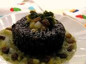 Riso Venere broccoli uvetta