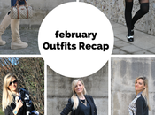 February outfits recap miei look febbraio 2016