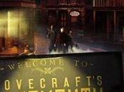 Lovecraft's Innsmouth. romanzo: intervista Claudio Vergnani