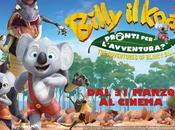 """cartone animato """"Billy Koala Adventures Blinky Bill""""arriva cinema marzo"""
