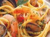 Spaghetti frutti mare