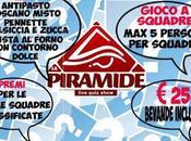 Sabato Marzo Piramide Quiz Show all'agriturismo Cameli Certaldo