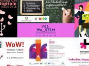 Innovazione digitale. eventi Festa della Donna