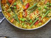 Paella vegetariana ricetta veloce tocco particolare Miss Dado