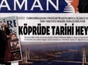 Turchia. Riapre 'Zaman', quotidiano Jong-Erdogan