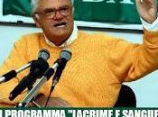 """Carlo Rienzi Sindaco: programma """"lacrime sangue"""" romani!"""