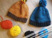Cappelli maglia punto tessuto