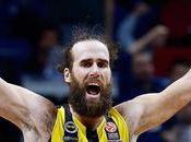 Eurolega, giornata maestoso Datome, super CSKA, flop Barcellona