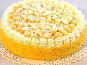 Festa della donna: torta mimosa