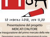 """ROMA: PROGETTO """"MERCATI D'AUTORE genuinità firmata Roma Mercato Nomentano Piazza Alessandria"""