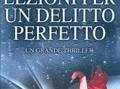Anteprima: Lezioni delitto Perfetto Jane Shemilt