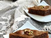 Torta nocciole noci sciroppo miele revani armeno