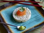 sushi risotto