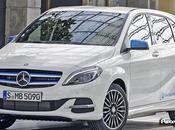 Mercedes Classe Electric Drive