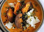 #KIDS-FRIENDLY Vellutata carote arrosto patate dolci