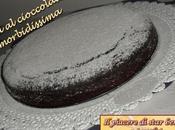 Torta cioccolato morbidissima