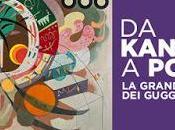 Kandinsky Pollock. grande arte Guggenheim Firenze Palazzo Strozzi