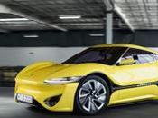 Quantino: supercar elettrica autonomia mille