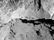 Cristalli ghiaccio cometa