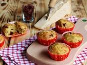 Muffin Mirtilli secchi Parmigiano