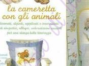 cameretta bimbi punto croce: un'invasione simpatici animaletti Funny cross stitch animals cute kiddos bedroom