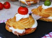 Zeppole Giuseppe salate