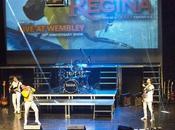 Regina: live lungo anni Teatro Olimpico 2016