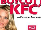 Pamela Anderson: pasti vegani detenuti
