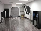 Dimensione dello studio fotografico