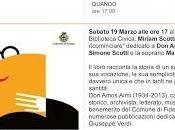 """Miriam Scotti presenta Parma """"Voglia ricominciare"""" dedicato Amos Aimi."""