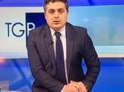 Umbria, partono servizi giornalista chiude notiziario anticipo
