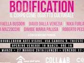 BODIFICATION corpo come oggetto culturale