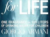 Acqua Life: project Giorgio Armani
