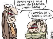 paradosso disastro Lampedusa