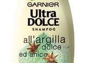 Ultra dolce garnier: shampoo all'argilla anice
