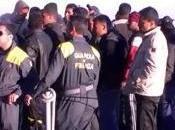 Lampedusa (AG) Contrasto dell'immigrazione clandestina (03.04.11)