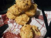 Muffin fontina speck