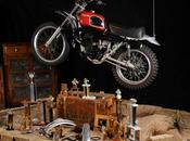 Steve McQueen Husky 400CR Auction