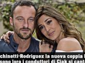 Ciak canta rinnova torna Francesco Facchinetti Belen Rodriguez