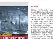 grafici HAARP sono disponibili ecco nuovo forte sisma Giappone
