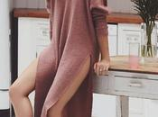 Different Types Knit Dress