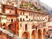Lazio: Sacro Speco Benedetto Subiaco
